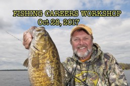 Al Lindner leads Fishing Careers Workshop