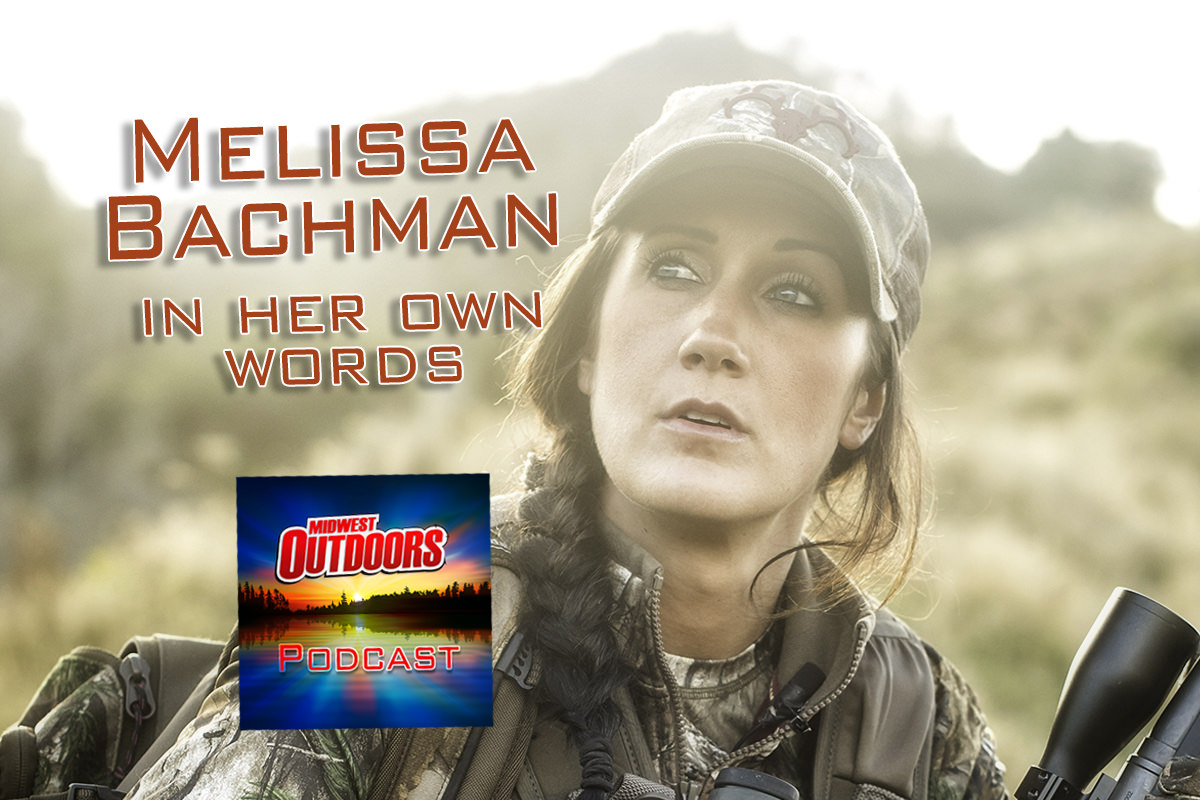 melissa bachman: what makes her a great hunter? - midwest outdoors