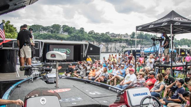 Illinois' Peoria High School Wins Bass Pro Shops FLW High School Fishing Tennessee Open on Norris Lake
