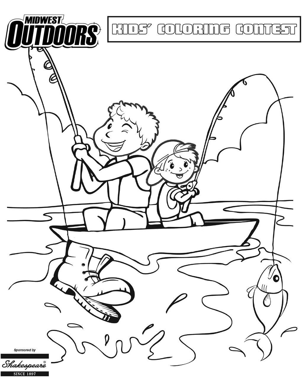 Coloring Contest - MidWest Outdoors