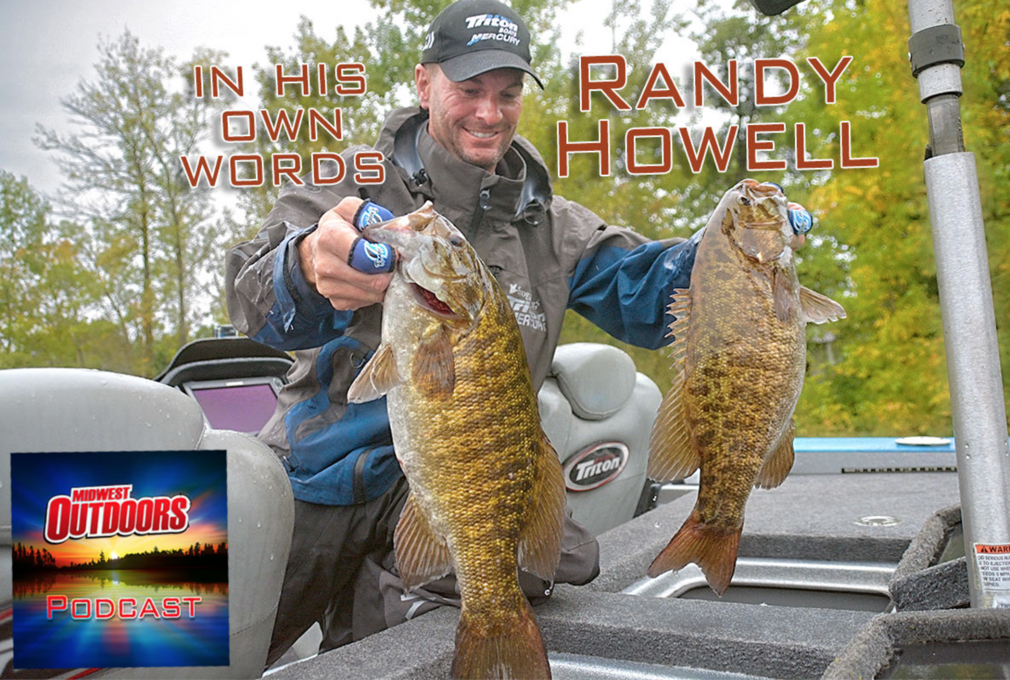 Randy Howell | Professional Bass Fishing | Bass Fishing Pro | Bass fishing podcast