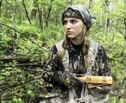 Alex Mamer young hunter