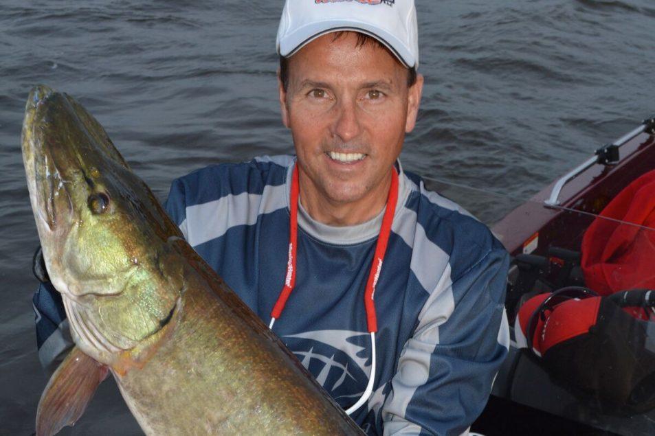 Spring Muskie Fishing | Early season muskie fishing | Jim Saric Musky fishing | Muskie fishing | early spring muskie fishing