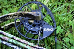 cam system PSE Evolve 28 bow