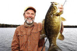 Fishing legend Al Lindner talks getting a job in the fishing biz with MidWest Outdoors editor Mark Strand
