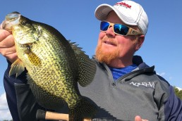 November Crappie Fishing | Fishing in November | Fishing the Midwest during November | Brain Brosdahl Fall Fishing Advice | Fall Fishing Midwest