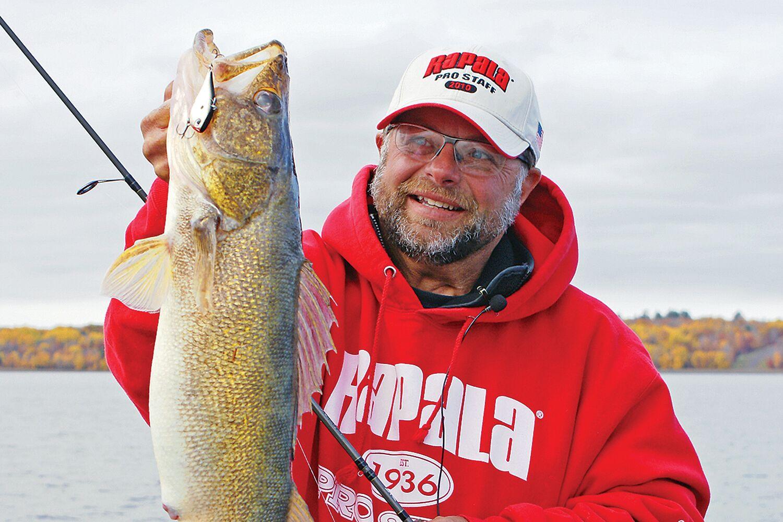 "5   4/"" FINNESS SPLIT TAIL JIGGING  MINNOW BLUE ICE WALLEYE FISHING NEW"