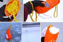 Ice Fishing Rescue | Ice Fishing Safety | What to do if you fall through ice | How to save someone who fell through ice | Safety tips for ice fishing