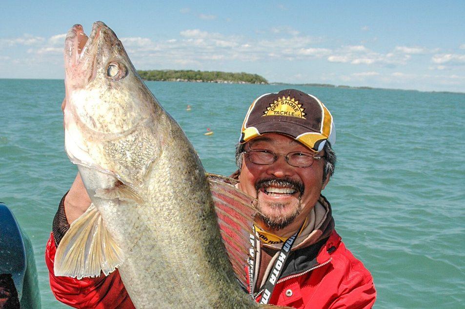 Detroit river walleye fishing   Big Detroit river walleyes   Fishing the Detroit River   How to fish Detroit river   Detroit river walleyes