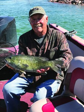 Mike McClelland Interview Mike McClelland professional walleye angler Mike McClelland walleye fishing Mike McClelland bio Mike McClelland Professional Walleye Trail