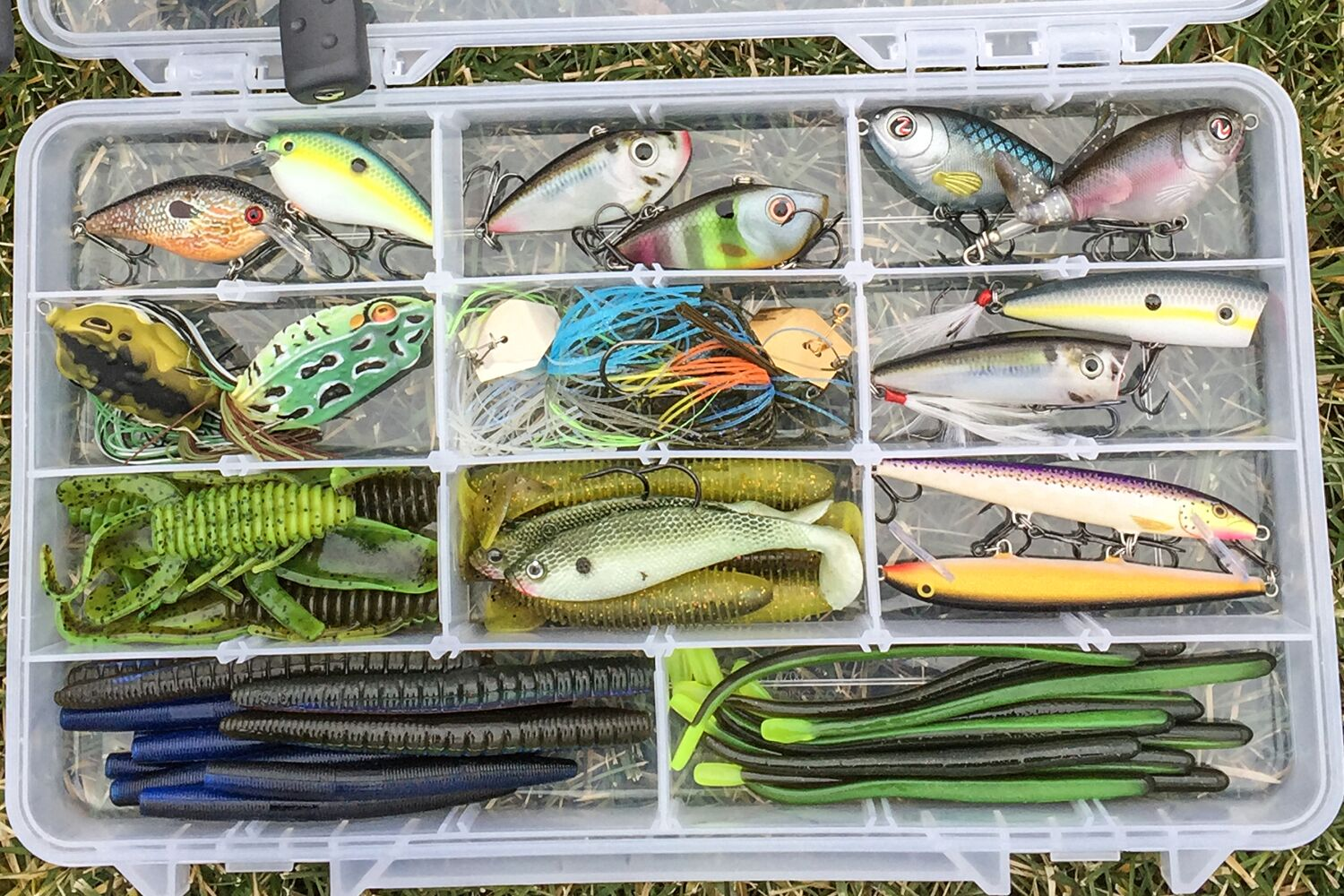 Top 10 Bank Fishing Lures Midwest Outdoors