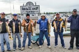 Lake Erie Walleye Fishing Tips | Spring Jigging Lake Erie Walleyes Techniques | Spring Walleye Trolling Tips Lake Erie | How to Catch Walleye on Lake Erie | Lake Erie Spring Walleye Fishing Patterns