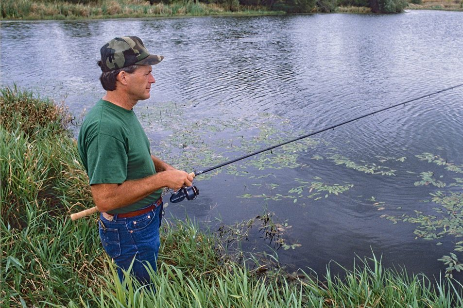 Mick Thill pioneer of American float fishing