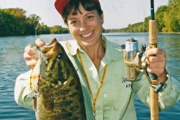 Gapen's Bobber Anne Orth appears on the MidWest Outdoors Podcast