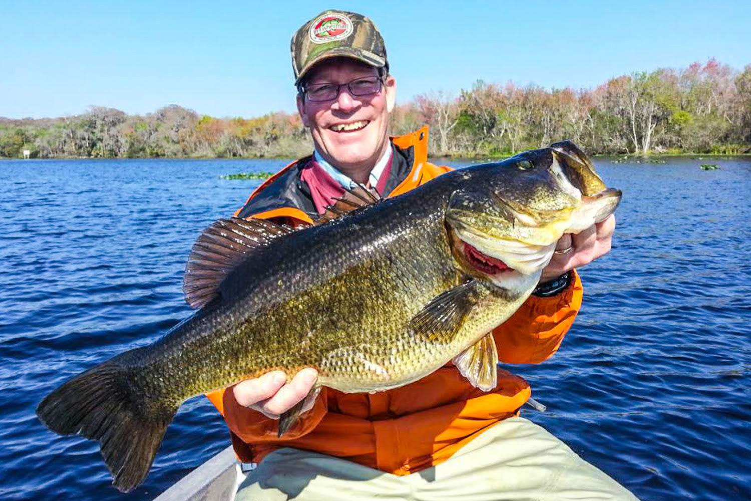 Mwo Largemouth Bass Fishing Articles Seaonal Patterns Tips And Tricks
