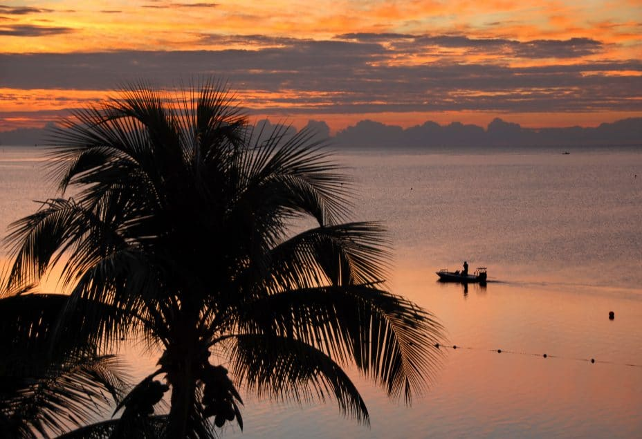 The Florida Keys, especially Key West, is a sportsman's paradise.
