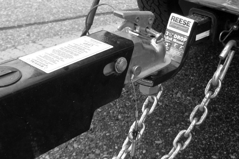 Are Your Trailer Safety Chains Safe Enough?